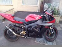 Yamaha R1 in excellent condition