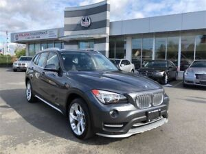 2015 BMW X1 xDrive Sport Package Only 56, 000Km