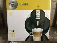 Brand new in box Dolce gusto krups coffee maker