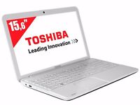 TOSHIBA C850/ INTEL i3 2.30 GHz/ 6 GB Ram/ 640GB HDD/ WIRELESS/ WEBCAM/ HDMI/ USB 3.0 - WINDOWS 7