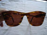 Ladies vintage tortoise shell prescription sunglasses, -2.75, in very good condition