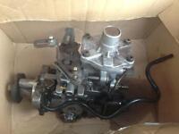 Ford transit fuel injectors pump