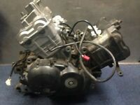 Honda VFR 800 VFR800 2001 Complete Running Engine