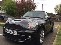 Mini CooperS D,genuine low Millage, full Service History, Full Dakota Leather, Excellent Running Car