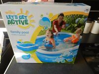 GET READY FOR SUMMER SMALL PADDLING POOL (ONLY £10 EACH)