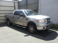 2007 F-150 XLT 4X4 FOR SALE