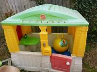 Fisher price play house