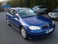 Vauxhall Astra 1.7 DTI. Hatch back. Fulll mot. Very clean.
