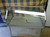 aluminum display cabinet2