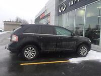 2010 Ford Edge LIMITED / CUIR / AWD / TOIT OUVRANT PANORAMIQUE !