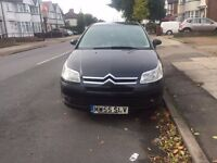 Citroen C4 Auto BLACK 16v EXCELLENT LOOKING CAR   DRIVES VERY SMOOTH   CLEAN IN/OUT