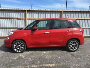 2014 Fiat 500L NAVIGATION/PANO ROOF