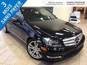 2013 Mercedes-Benz C-Class 350 4MATIC*TOIT OUVRANT**0ACCIDENT*1P