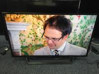 "Sony 40"" Led tv full hd 1080p with box"