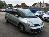 Renault MPV 7 seats