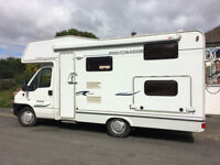 Compass avantguard 600 motorhome for sale