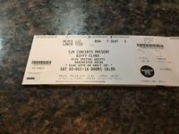2 x Biffy clyro Manchester Arena Seated tickets