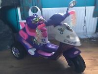 Child's Electric Scooter - good condition