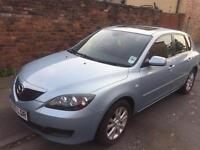 Mazda 3 TS2 long MOT, low mileage very clean, very good condition.
