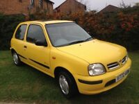 Being used daily !...£550 or near offer ! Micra 998cc MOT till July 2018 !
