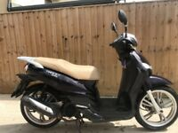 Peugeot tweet 125cc 2014 Scooter moped
