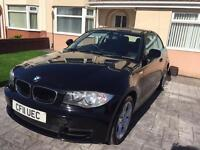 BMW 1 SERIES 118d COUPE SPORT