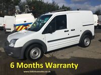 Ford Transit Connect 1.8 TDCI 90 T200 SWB