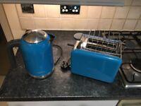 Kenwood toaster and kettle set