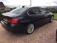 2012 BMW 320d twin turbo LUXURY model 184bhp may swap