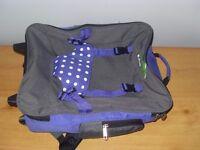 Cabin friendly suitcase