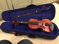 1/4 size violin