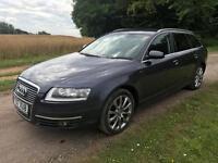 Audi A6 avant estate 2.0 tfsi se 5 door grey