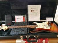 USA Fender Deluxe Plus HSS Stratocaster 2014 Mint