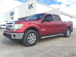 2013 Ford F-150 XLT 4X4 Longbox, Max Tow, Power Seat & Pedals
