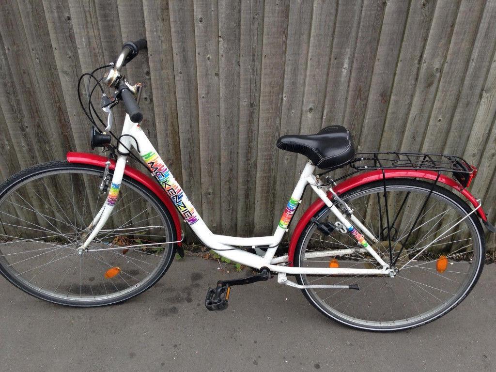bicycle Mckenzie city bike from germany