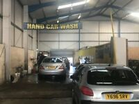 Busy Car Wash For Sale