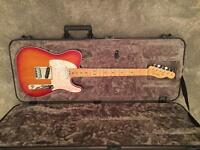 Fender USA elite telecaster