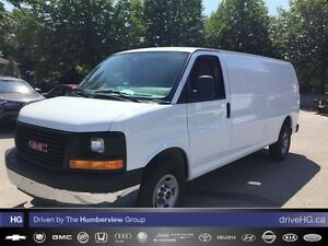 2017 GMC Savana 2500 Work Van | NO ACCIDENTS |