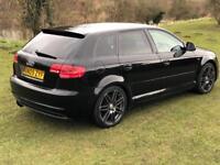 Audi a3 tfsi black edition s line bargain