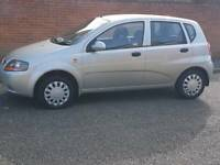 Chevrolet Daewoo kalos 1.4 se only 68000 miles with history