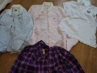 Hollister shirts size large