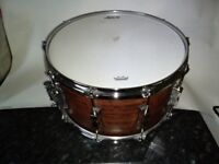 Ludwig USA Maple 14x8in Snare Drum & Case