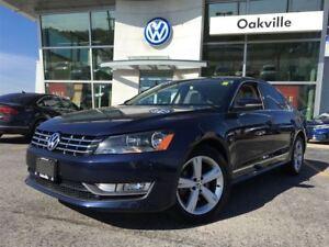 2015 Volkswagen Passat Comfortline Bluetooth Sunroof