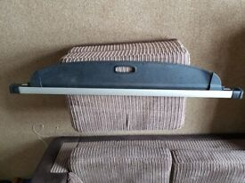Genuine Kia Sportage Retractable parcel shelf