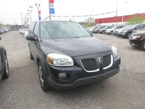 2008 Pontiac Montana SV6 FWD  * LEATHER/CLOTH London Ontario image 3