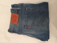 Levi Jeans - Washed and Slim - Size 30