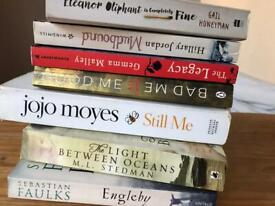 Bundle of books for £2