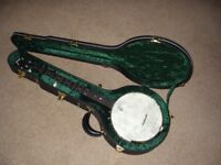 Vega Olde Tyme Wonder 5 String Open Back Banjo