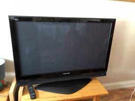 "Panasonic Viera TH-42PX70BA 42"" Plasma Television with Stand & Remote Control"