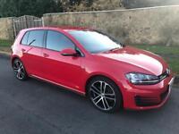 Volkswagen Golf gtd dsg 2014